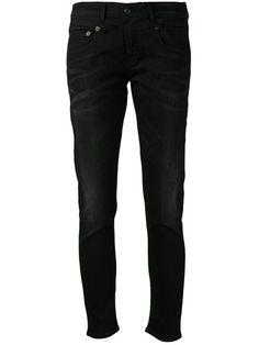 R13 skinny boyfriend jeans. #r13 #cloth #jeans