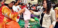 Segundo mercado del trueque en Azcapotzalco
