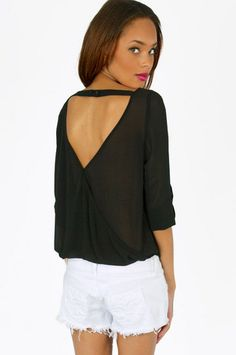 Back In Action Top $48 at www.tobi.com