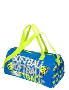 Justice is your one-stop-shop for on-trend styles in tween girls clothing & accessories. Shop our Softball Sports Duffle Bag. Softball Gear, Softball Bags, Softball Coach, Softball Quotes, Girls Softball, Fastpitch Softball, Softball Players, Softball Things, Softball Stuff