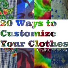 20 Ways to Hack Your Clothes