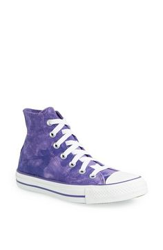 Converse Chuck Taylor® All Star® 'Tie Dye' High Top Sneaker (Women) available at #Nordstrom