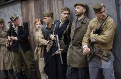 Czas Honoru Powstanie Bucky Barnes, Warsaw, Military Jacket, Images, Film, Jackets, World War, Walls, Movie