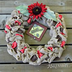 Sensational  Wreaths - Miriam I's clipboard on Hometalk, the largest knowledge hub for home & garden on the web