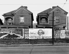 View Houses and Billboards in Atlanta by Walker Evans on artnet. Browse upcoming and past auction lots by Walker Evans. Josef Albers, Anne Shirley, World Photography, Vintage Photography, Classic Photography, White Photography, Landscape Photography, Digital Photography, Street Photography