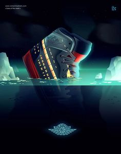 Soles of the week – Un illustrateur rend hommage aux sneakers cultes