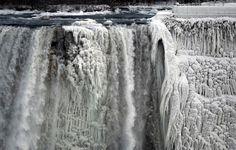 niagara frozen