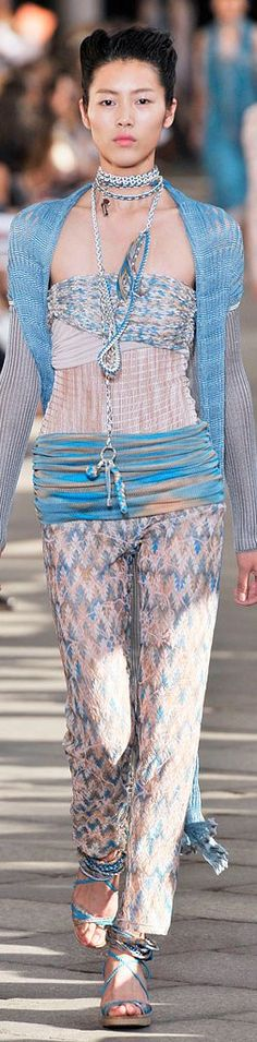 Missoni Ready to Wear Spring