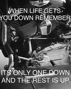 Motorbike = life