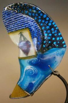 John Haydon Glass Sculptor  #FeatureArtist #ArtCloud #Art #Glass #Sculptor