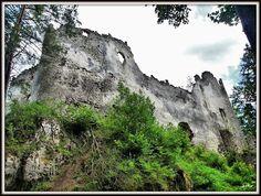 Blatnica Castle, Slovakia