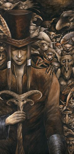The Hobgoblin's Hat by Marc Potts