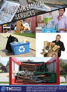 We realise this at TH Building Maintenance and take the time to strategise and work with your business in order to create the best plan for rubbish removal. Some of the things we can do include:  Safely removing the rubbish and waste from your property Minimal impact on your day to day operation Introducing practices to lower the amount of rubbish that is produced