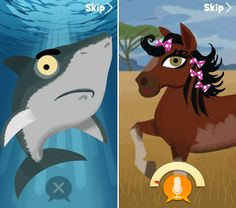 Welcome to SpeakaZoo, the only zoo where the animals talk with you! From vampire bats to dolphins, talk to and take care of 18 original characters in four habitats ranging from forests to oceans. Funny Apps, Vampire Bat, Oceans, Forests, Bats, Dolphins, Itunes, Habitats, Characters