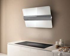 Elica Built-in Wall mounted hood BARRE - Various Colours