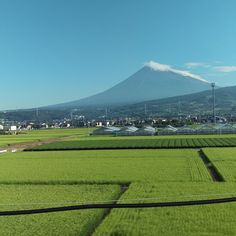 Mt. Fuji from Shinkansen bullet train Visit the post for more. on my daily life Tagged Fuji, japan, landscape, matchaatnoon, Mt. Fuji, on my daily life, Shizuoka, sky, summer, travel