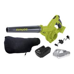 Amazon has the Sun Joe 24V-WSB-LTE 180-MPH 92-CFM Max Cordless Rechargeable Multi-Purpose Workshop Blower, Kit (w/ 2.0-Ah Battery + Charger) marked down from $74.56 to $55.99 and it ships for free with your Prime Membership or any $25 purchase. PORTABLE: Powered by the revolutionary 24-Volt iON+ battery system, SUN JOE offers peak power + performance…