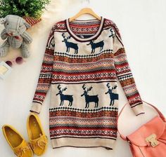 I want a Nordic Christmas jumper... Just like this one!