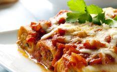 recette de Cannellonis à la viande