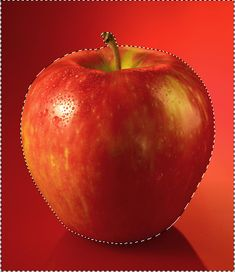Devenez un pro du détourage - Devenez un pro du détourage - pomme select