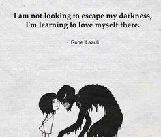 Self love and compassion