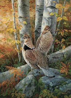 Rosemary Millette Prints : Wild Wings