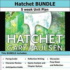 Hatchet Summary & Study Guide