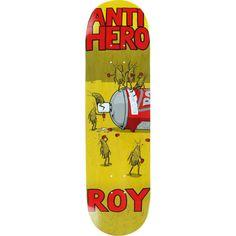Anti Hero Skateboards Andy Roy Roaches skateboard deck - now at Warehouse Skateboards! Anti Hero Skateboards, Cool Skateboards, Andy Roy, Buy Skateboard, Skate Art, Skate Decks, Roaches, Deck Design, Skateboarding