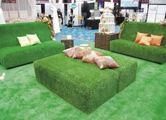 Lounges for Hire - EXHIBITOR magazine