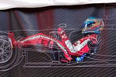 Best Picture For Formula 1 Racing track For Your Taste You are looking for something, and it is goin Auto Motor Sport, Sport Cars, Motor Car, Race Cars, Formula 1 2017, Formula 1 Car, Ferrari F1, Ferrari Racing, Racing Seats