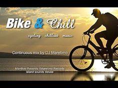 DJ Maretimo - Bike & Chill (Full Album) HD, 2015, Cycling Chillout Music