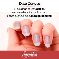 ¿Las uñas pueden reflejar tu estado de salud? #nail #nails #nailart #naildesign