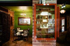 Doesn't the shop look warm and inviting! #JonDibben #Surreyhills #handmade