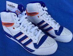 563610abce02 new Adidas Attitude HI NY Knicks D73897 Retro Ewing Basketball Shoes Men s  10