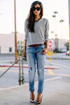 Street style/ casual wear