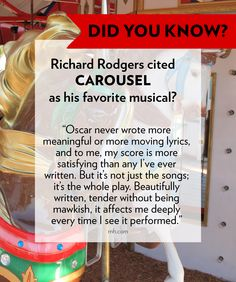 What's your favorite Rodgers & Hammerstein musical?