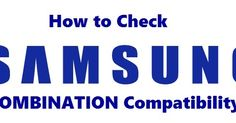 How to Check Samsung COMBINATION File Compatibility? http://ift.tt/2lOQ64z http://ift.tt/2kS7Qxo Samsung Samsung Software  What is Samsung Combination File ?  This is factory software that also called binary of factory that helps you to technician to full check up your hardware.  Its help you to repair imei number in some models like S7 S7 Edge S6 S6 Edge  Its very useful in bypass samsung account in too many models.  Its very useful in bypass Google account in too many models.  Its very…