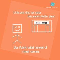 use public toilet - mashupcorner