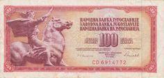 100 dinara (1966-1989)