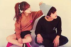 cute korean couples - Buscar con Google