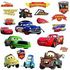 Roommates Rmk1520Scs Disney Pixar Cars Piston Cup Champs Peel & Stick Wall Decal  Giá trọn gói về Việt Nam : VND 438,553 Link: http://www.9am.vn/roommates-rmk1520scs-disney-pixar-cars-piston-cup-champs-peel-and-stick-wall-decal.html