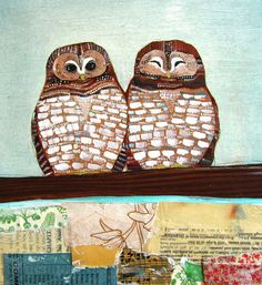 Art Print - Wall Art Print - Home Decor Print - Owl Art - Owl Art Print - Spotted Owl Print -Art for Kids Rooms - Print - Two Spotted Owls by michelemaule on Etsy https://www.etsy.com/listing/158906657/art-print-wall-art-print-home-decor