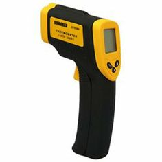 This is a brand new, high quality non-contact infrared digital thermometer temperature measurement. It can be used to diagnose problems faster and more easily in accurate measurements of hot surfaces from a safe distance. Portable infrared thermometer has become an indispensable tool in trade to check air conditioners, heaters or furnaces. In spot cooling system faults, identify engine misfires and much more. Note: Do not point laser directly or indirectly (through reflective surfaces) at…