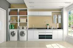 cozinha com lavanderia integrada - Pesquisa Google