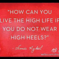 The motto! #highheels #GbyGUESS