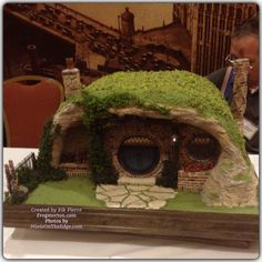 Rik Pierce Hobbit House