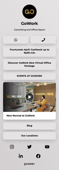 #Coworking and #Office Space #pinterestinspired Office Package, Landing, Digital Marketing, Trends, Space, News, Link, Floor Space, Beauty Trends