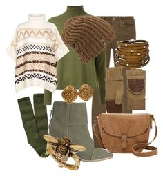 """Fall Road Trip"" by sommer-reign ❤ liked on Polyvore featuring rag & bone, Paige Denim, Keen Footwear, Scanlan Theodore, New Look, Lauren Ralph Lauren, T-shirt & Jeans, Sif Jakobs Jewellery, Chanel and Lucky Brand"