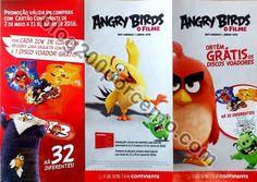 Promoção Peluches Angy Birds CONTINENTE até 11 julho - http://parapoupar.com/promocao-peluches-angy-birds-continente-ate-11-julho/