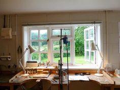 jewellery studio, herefordshire